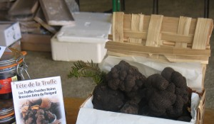 Truffles for sale.
